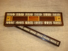 Triple Lane Cribbage Board - TLC95