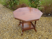 Jas Shoolbred & Co. Walnut Table - JAS495
