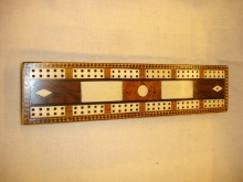 Georgian Cribbage Board - GCB175