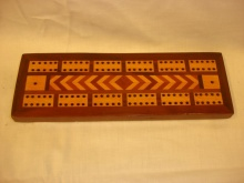 Chas. Goodall & Sons Cribbage Board