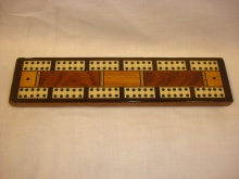 'The Silverdale MFC. Co.' Cribbage Board - TSF85